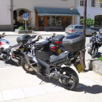 Another Coffee Stop in Beaulieu sur Glane